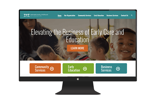 Iowa Web Design - NECC Burlington
